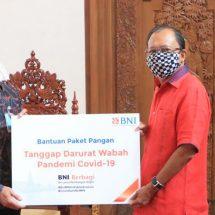 Bali Gandeng BUMN dan Swasta Ringankan Beban Warga Terdampak Covid-19