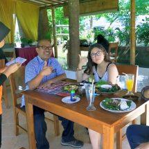 Bangkit dari Covid-19, Usaha Herbal Pak Oles Kolaborasi Kuliner Kang Zanger