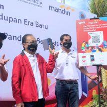 LinkAja Hadirkan Pembayaran Digital di Pantai Pandawa