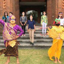 """Komunitas PIK-M Kresna Duta UNR Bawakan Dongeng """"The Happy Prince"""""""