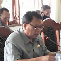 Fraksi Hanura Pertanyakan Tidak Tercapainya Target PAD Buleleng