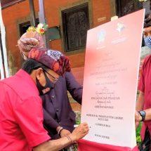 Gubernur Luncurkan Perda Penguatan dan Pemajuan Kebudayaan Bali