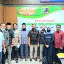 Majelis Wilayah KAHMI Bali Dikukuhkan