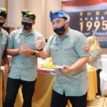 Pimpinan TNI-Polri Berikan Apresiasi, Reuni Virtual Akabri 1995 Raih Dua Rekor MURI