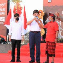 Tos Arak Bali, Diplomasi Cerdas Wayan Koster Dihadapan Menko Maritim dan Investasi RI