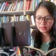 Pertama dalam Sejarah, 55 Pegiat Sastra Bali Modern Peringati HUT ke-75 RI dengan Membaca Cerpen/Puisi Bali Online Keroyokan