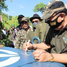 Wagub Cok Ace Lepas Tour Bali Willys Club