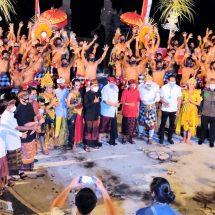Sambut Wisatawan, Kemenparekraf Apresiasi Pemprov Bali Terapkan Protokol Kesehatan