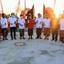 DTW Kawasan Luar Pura Uluwatu Kini Dilayani QRIS BPD Bali