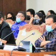 Dewan Gelar Rapat Gabungan dengan Eksekutif Bahas Tiga Ranperda