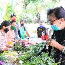 Ketua TP PKK Provinsi Bali: Pasar Rakyat Bantu Serap Produk Petani