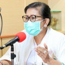 Ny. Putri Koster: Pandemi Covid-19 Jangan Sampai Matikan Kreativitas Ibu Rumah Tangga