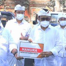 IGW Ungkap Alasan Hanura Dukung Jaya-Wibawa di Pilkada Denpasar
