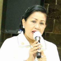 Ny. Putri Koster Apresiasi Bantuan Kementerian Sosial terhadap Bali