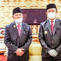 Gubernur Malut Kukuhkan Lima Pejabat Sementara Walikota dan Bupati
