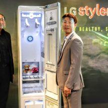 Lemari Pintar LG Styler, Cara Lebih Sehat Merawat Pakaian