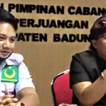 Ketua PBB Bali: Kami Gabungkan Dua Kekuatan Besar Menjadi Perekat Kebangsaan