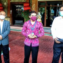 Salurkan Dana CSR Rp2,4 Miliar, PLN UID Bali Optimis Raih Gold