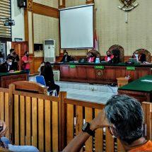 Terdakwa Dugaan Kasus Penghinaan Dituntut 1,5 Tahun