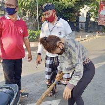 Sasar 25 Titik Vital, Desa Padangsambian Kelod Kembali Gelar Sidak Prokes