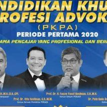 DPC Peradi Denpasar Bersama FH Unud Gelar PKPA
