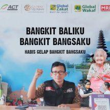 Peduli Masyarakat Terdampak Covid-19, ACT Bali Gulirkan Gerakan 'Bangkit Bangsaku'