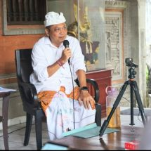 "Dharma Tula UGM, Rai Mantra Ajak Kuatkan ""Sradha Bhakti"" dan ""Maguna Dusun"""