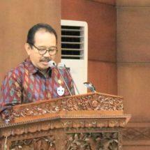 Wagub Cok Ace Sampaikan Perubahan Perda Nomor 10 Tahun 2016