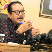 Wagub Cok Ace Beri Kuliah Desain Interior di ISI Denpasar