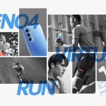 Reno4 Virtual Run Dimeriahkan Lebih Dari 2500 Peserta