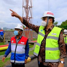 Pastikan Sarana Distribusi Energi dan Penerapan Protokol Kesehatan Berjalan Baik, Direksi Pertamina Tinjau Lapangan