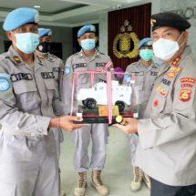 Delapan Personel Polda Bali Sukses Jalankan Misi Perdamaian Dunia di Afrika Tengah