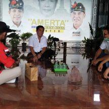 Pilwali Denpasar, PBB Dukung Pemenangan Paslon Amerta