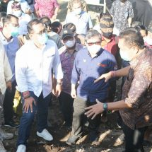 Rencana Pembangunan Embung Sanur Ditinjau Wamen LHK, Siap Jadi Kawasan Wisata Baru