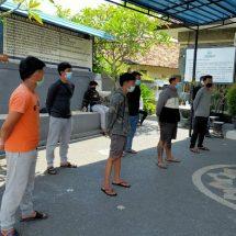 Lima Pelaku Balapan Liar di By Pass IB Mantra Diamankan