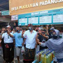Pedagang Dukung Paslon AMERTA Wujudkan Denpasar Smart City dan Berdaya Saing