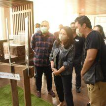 Support Produktivitas UMKM di Tengah Pandemi Covid-19, Dekranasda Kota Denpasar Gelar Pameran Produk Unggulan