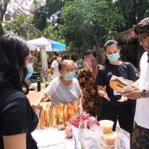 Paslon AMERTA: UMKM Sebagai Denyut Nadi Perekonomian Denpasar Harus Diprioritaskan