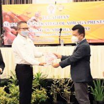 PERKEMI Bali Ikuti Pelatihan Manajemen Strategi Olahraga Prestasi Cabang Shorinji Kempo