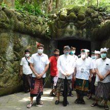 Dukung Re-Opening Monkey Forest, Wagub Cok Ace Berpesan Jangan Ada Gelombang Kedua