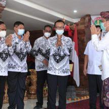Walikota Rai Mantra HarapkanPGRI Lebih Inovatif Dalam Memajukan Pendidikan di Kota Denpasar