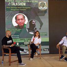 DPW FIAN Bali Dikukuhkan, Perkuat Pencegahan Bahaya Narkoba