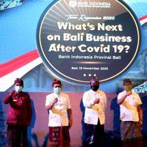 Wakil Gubernur Bali Cok Ace Gandeng Stakeholder Bangkitkan Pariwisata Bali Ditengah Pandemi COVID-19