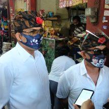 Ingin Perubahan, Pedagang Pasar Berharap Paslon Amerta Terpilih Jadi Walikota