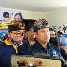 HUT ke-9, Winatha Ajak Jajaran NasDem Bali Bersatu dan Berjuang, Jangan Ada yang Terpecah