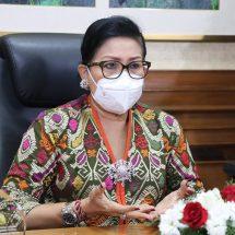 Ny Putri Koster Ajak Semua Pihak Bersinergi Wujudkan Zero Kasus Baru HIV AIDS
