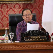 Buka Rakor Gustu Reforma Agraria, Gubernur Bali Ingin Persoalan Pertanahan Selesai dan Berpihak pada Masyarakat