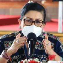 Ny. PutriKoster: Pameran Bali Bangkit Upaya KembalikanKepercayaan Dunia terhadap Kerajinan Masyarakat