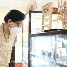 Fasilitasi Pemasaran Produk, Pemprov Gelar Pameran UMKM Bali Bangkit
