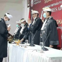 Pengangkatan 23 Advokat KAI Bali,Lutfi Yazid: Konstitusi AdalahKesepakatan Luhur